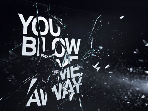 You blow me away - Craig Ward