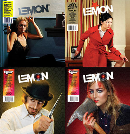 Lemon magazine