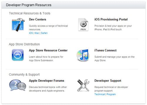 apple-developer-program-resources