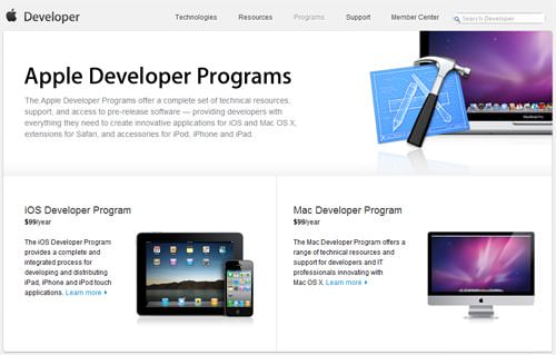 apple-developer-programs